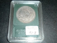 1847 Seated Liberty $1 (rev)